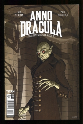 Picture of ANNO DRACULA #3 (OF 5) CVR A MCCAFFREY NM