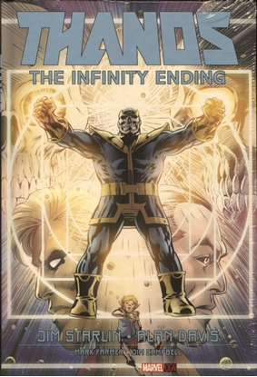 Picture of THANOS OGN HC INFINITY ENDING