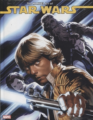 Picture of MARVEL ART OF STAR WARS HC