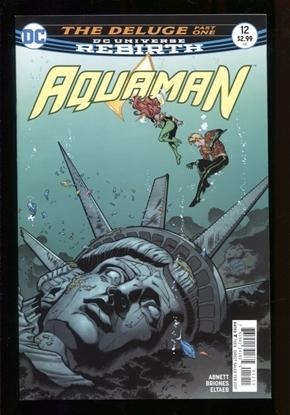 Picture of AQUAMAN (REBIRTH) #12