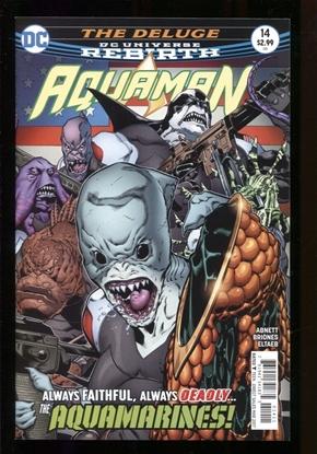 Picture of AQUAMAN (REBIRTH) #14