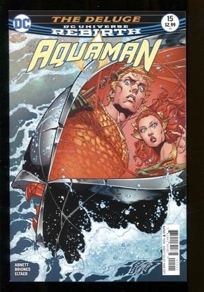 Picture of AQUAMAN (REBIRTH) #15