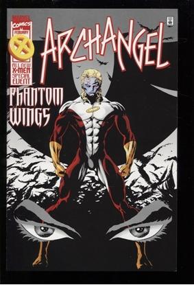 Picture of ARCHANGEL (1996) #1 PHANTOM WINGS 9.4 NM