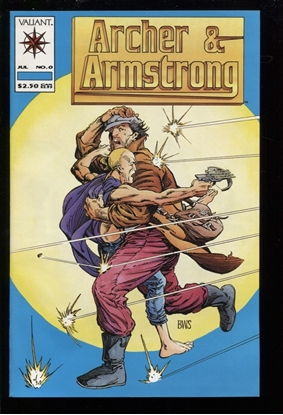 Picture of ARCHER AND ARMSTRONG (1992) #0 9.4 NM
