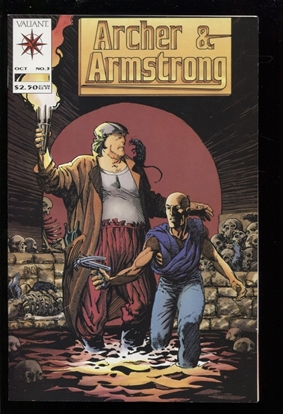 Picture of ARCHER AND ARMSTRONG (1992) #3 9.2 NM-