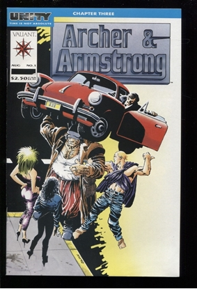 Picture of ARCHER AND ARMSTRONG (1992) #1 9.6 NM+