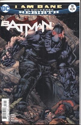 Picture of BATMAN REBIRTH #18