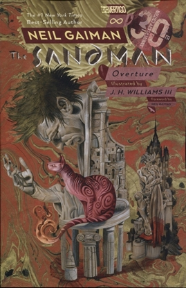 Picture of SANDMAN OVERTURE 30TH ANNIVERSARY EDITION TP (MR)