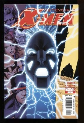 Picture of ASTONISHING X-MEN (2004) #11 9.6 NM+