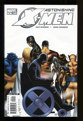 Picture of ASTONISHING X-MEN (2004) #12 9.4 NM