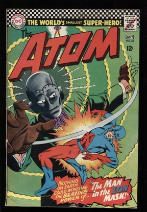 Picture of THE ATOM (1962) #25 4.0 VG