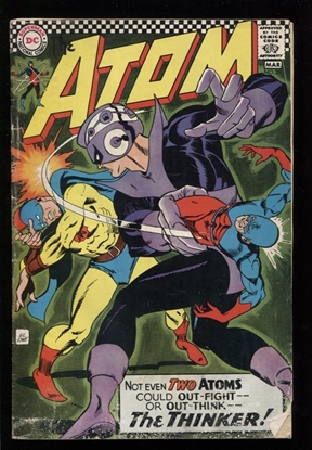 Picture of THE ATOM (1962) #29 2.0 GD