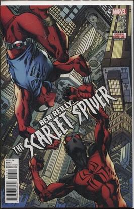 Picture of BEN REILLY SCARLET SPIDER #4