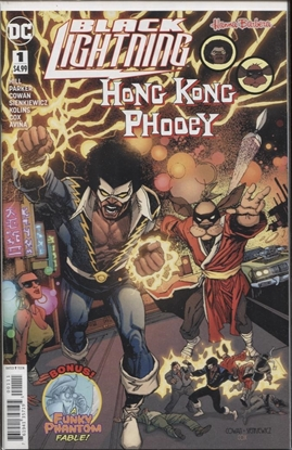 Picture of BLACK LIGHTNING HONG KONG PHOOEY SPECIAL #1