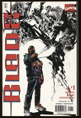 Picture of BLADE (1998) #1 9.0 VF/NM