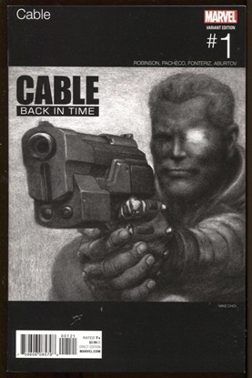 Picture of CABLE #1 CHOI HIP HOP VAR