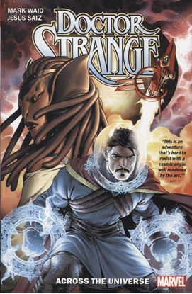 Picture of DOCTOR STRANGE BY MARK WAID VOLS 1 2 3 & 4 TPB SET
