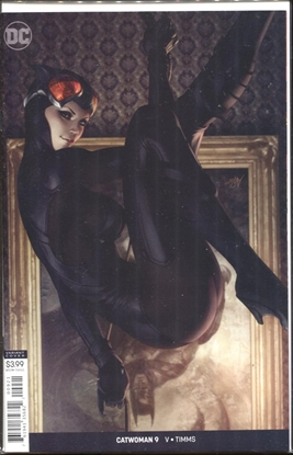 Picture of CATWOMAN #9 VAR ED