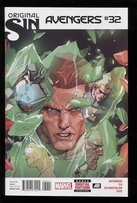 Picture of AVENGERS (2013) #32 SIN NM