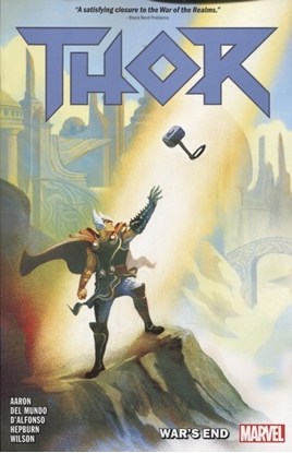 Picture of THOR TP VOL 03 WARS END