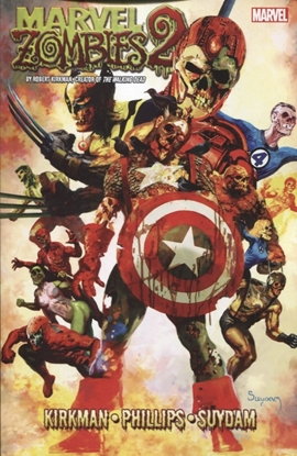 Picture of MARVEL ZOMBIES TP VOL 02 NEW PTG