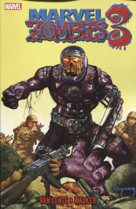 Picture of MARVEL ZOMBIES TP VOL 03 NEW PTG