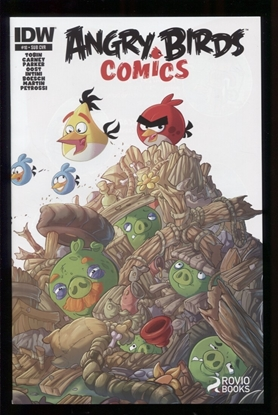Picture of ANGRY BIRDS (2014) #10 SUBSCRIPTION VAR