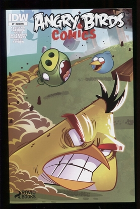 Picture of ANGRY BIRDS (2014) #7 SUBSCRIPTION VAR