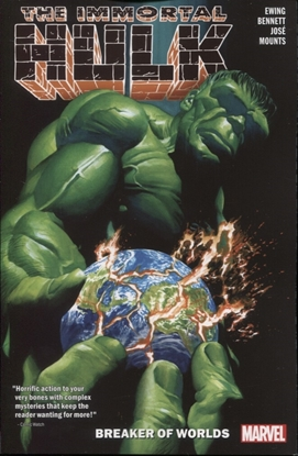 Picture of IMMORTAL HULK TP VOL 05 BREAKER OF WORLDS