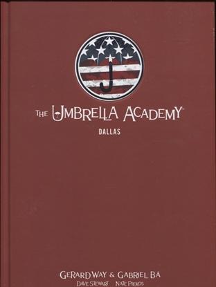 Picture of UMBRELLA ACADEMY LIBRARY EDITION HC VOL 02 DALLAS