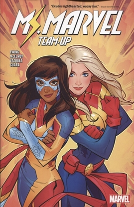 Picture of MS MARVEL TEAM-UP TP