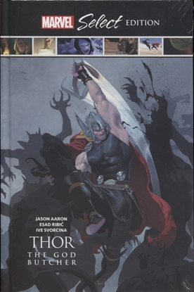 Picture of THOR HC GOD BUTCHER MARVEL SELECT