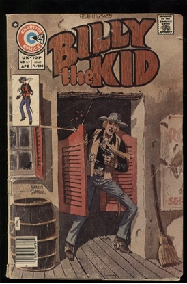 Picture of BILLY THE KID (1956) #117 2.0 GD
