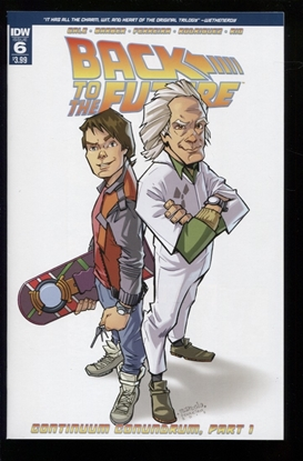 Picture of BACK TO THE FUTURE (2015)  #6