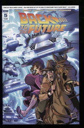 Picture of BACK TO THE FUTURE (2015) #5