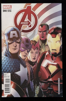 Picture of AVENGERS (2013) #44 CHEUNG END OF AN ERA VAR