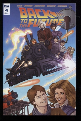 Picture of BACK TO THE FUTURE (2015) #4 (OF 5)