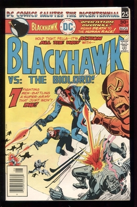 Picture of BLACKHAWK (1957) #247 9.0 VF/NM