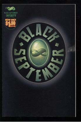 Picture of BLACK SEPTEMBER INFINITY ONE-SHOT