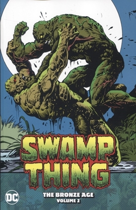Picture of SWAMP THING THE BRONZE AGE TP VOL 02