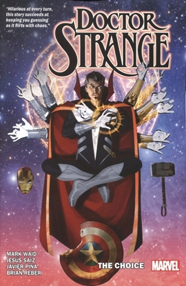 Picture of DOCTOR STRANGE BY MARK WAID TP VOL 04 CHOICE