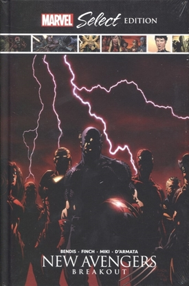Picture of NEW AVENGERS BREAKOUT MARVEL SELECT HC