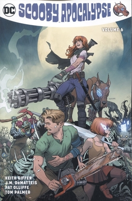 Picture of SCOOBY APOCALYPSE TP VOL 06