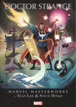 Picture of MMW DOCTOR STRANGE TP VOL 01