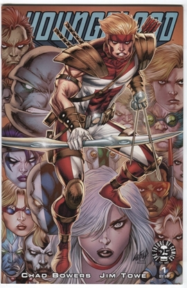 Picture of YOUNGBLOOD #1 CVR B LIEFELD VARIANT BOWERS TOWE IMAGE COMICS