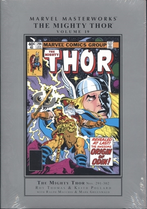 Picture of MMW MIGHTY THOR HC VOL 19