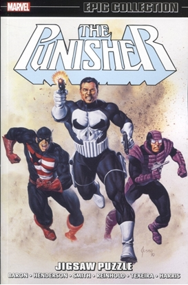 Picture of PUNISHER EPIC COLLECTION TP JIGSAW PUZZLE