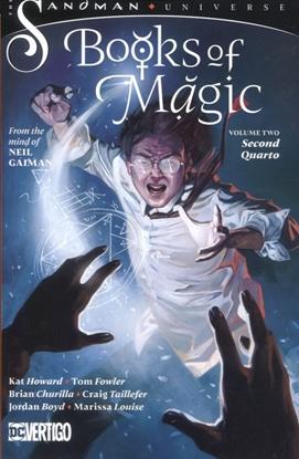 Picture of BOOKS OF MAGIC TP VOL 02 SECOND QUARTO (MR)