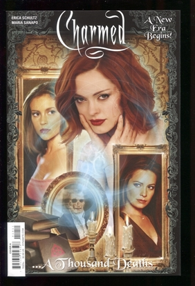 Picture of CHARMED (2017) #1 CVR A CORRONEY