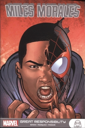 Picture of MILES MORALES GN TP GREAT RESPONSIBILITY